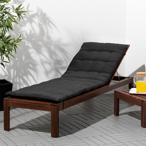 matelas pour chaise longue ikea