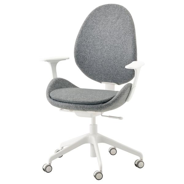 ikea chaise bureau blanche