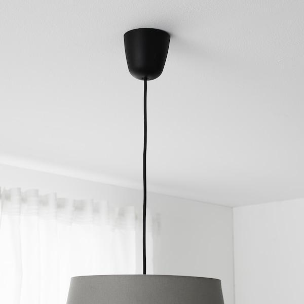 HEMMA Monture électrique noir 1.8 m