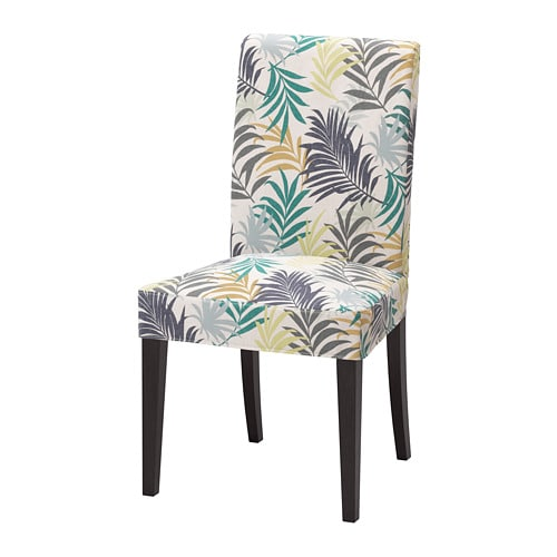Henriksdal chaise gillhov multicolore ikea for Chaise ikea henriksdal