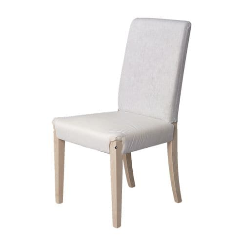 Henriksdal structure chaise bouleau ikea for Chaise ikea henriksdal
