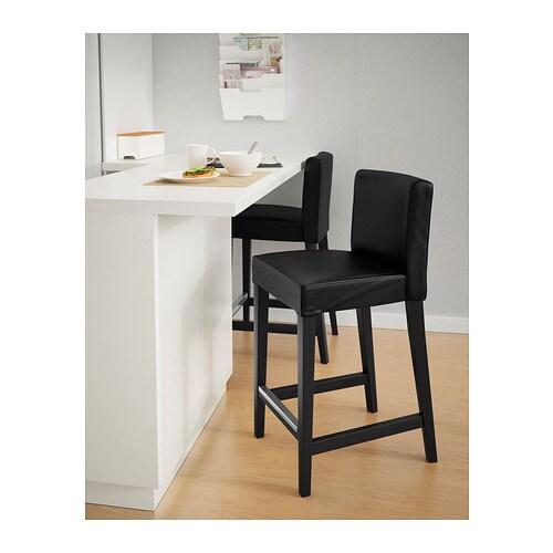 tabouret de bar henriksdal. Black Bedroom Furniture Sets. Home Design Ideas