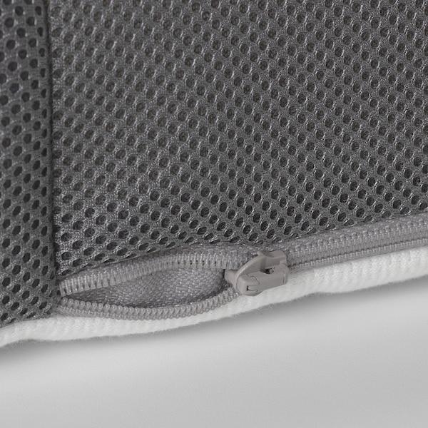 HIMLAVALV Matelas 3D pour lit bébé, 60x120x10 cm