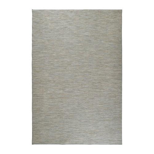 Hodde tapis tiss plat 200x300 cm ikea - Tapis bleu ikea ...