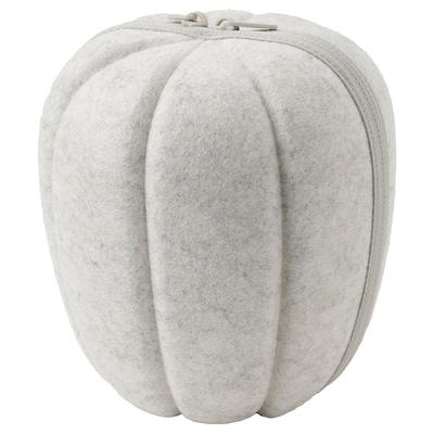 HÖSTKVÄLL Citrouille décoration, feutre gris