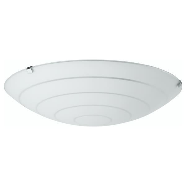 Hyby Plafonnier Blanc Ikea