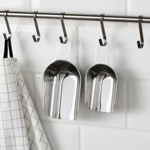 IKEA 365+ Cuillère, lot de 2, métal