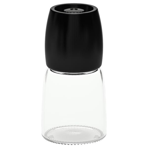 IKEA 365+ IHÄRDIG Moulin à épices, noir, 12.5 cm