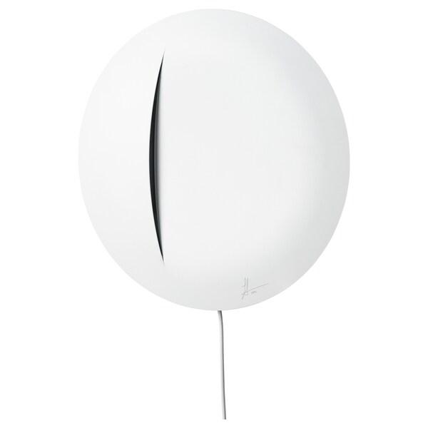IKEA ART EVENT 2021 Applique à LED, blanc, 30 cm