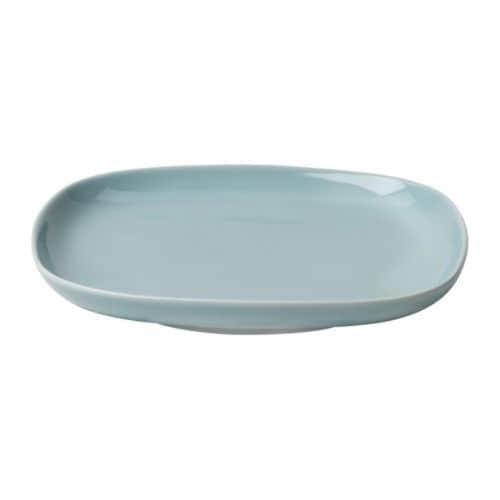 ikea 365 petite assiette turquoise clair ikea. Black Bedroom Furniture Sets. Home Design Ideas