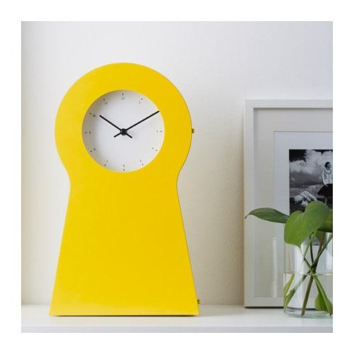 ikea ps 1995 horloge ikea. Black Bedroom Furniture Sets. Home Design Ideas