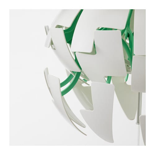 IKEA PS 2014 Suspension - blanc/turquoise - IKEA