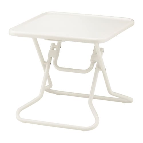 Ikea ps 2017 table basse pliant blanc ikea for Table basse blanc ikea