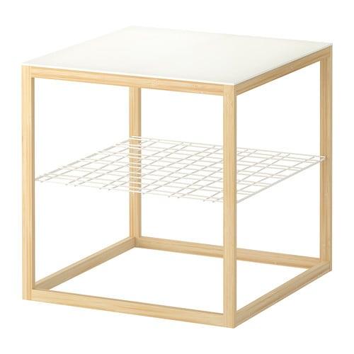 Salon mobilier de salon ikea for Ikea table d appoint