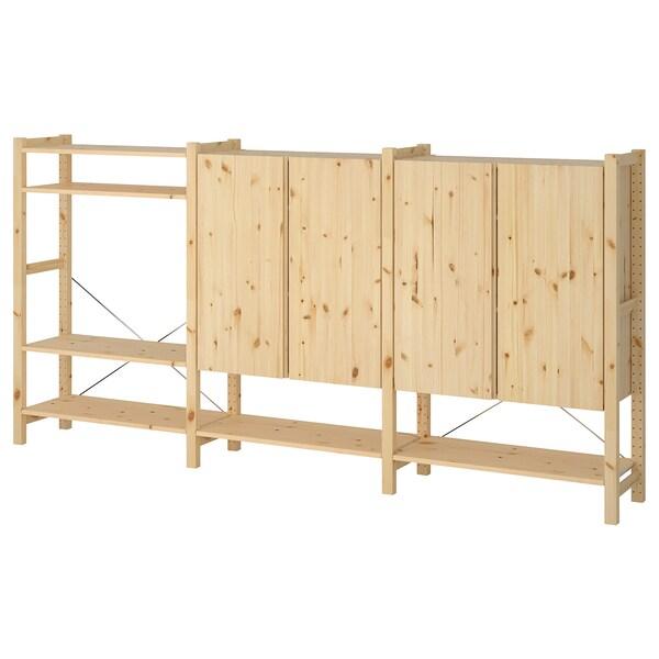 IKEA IVAR 3 sections/tablettes/élément
