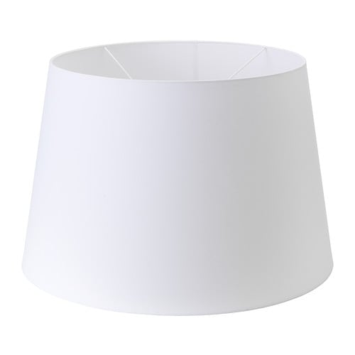 J ra abat jour suspension blanc 55 cm ikea - Ikea abat jour suspension ...