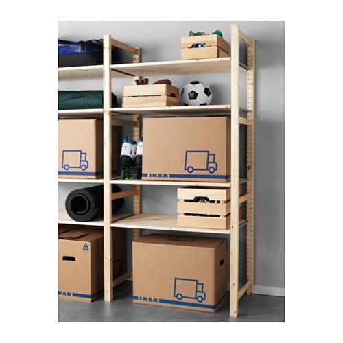 Jattene Carton D Emballage Ikea