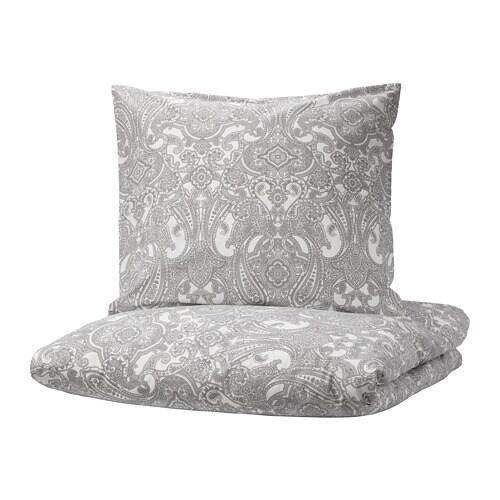 j ttevallmo housse de couette et 2 taies 240x220 65x65 cm ikea. Black Bedroom Furniture Sets. Home Design Ideas