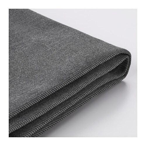 jennylund housse de fauteuil nordvalla gris fonc ikea. Black Bedroom Furniture Sets. Home Design Ideas