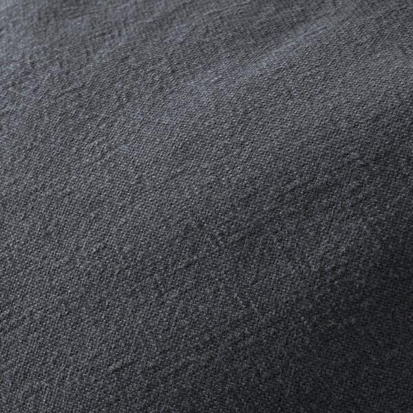 JOFRID Housse de coussin, gris bleu foncé, 65x65 cm