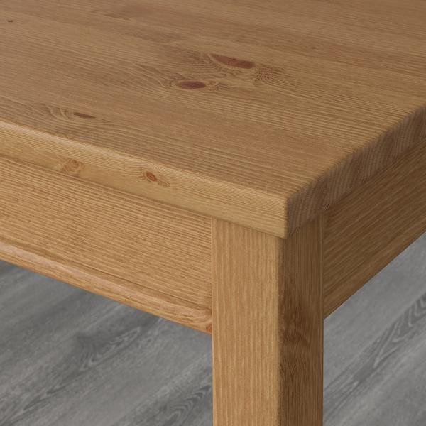 JOKKMOKK Table et 4 chaises, vernis effet anc IKEA