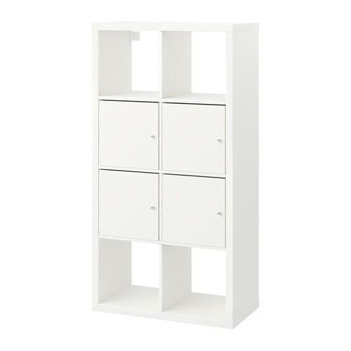 kallax tag re avec portes ikea. Black Bedroom Furniture Sets. Home Design Ideas