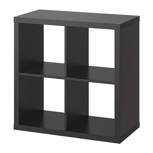 kallax tag re brun noir ikea. Black Bedroom Furniture Sets. Home Design Ideas
