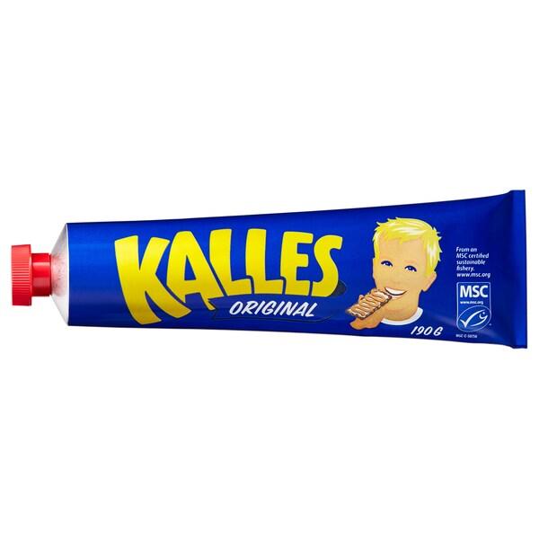 KALLES KAVIAR Préparation aux oeufs de cabillaud 190 g