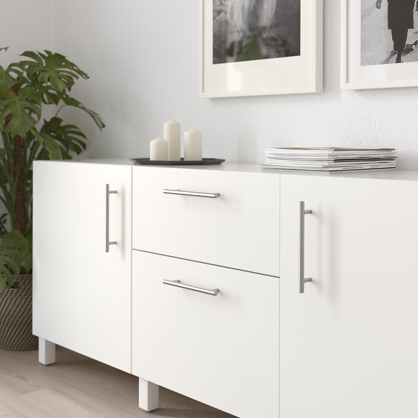 Poignée De Cuisine Ikea kallrÖr poignée - acier inoxydable 213 mm