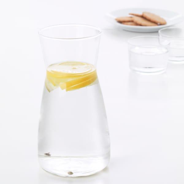 KARAFF Carafe, verre transparent, 1.0 l