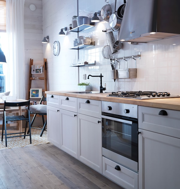Karlby Plan De Travail Sur Mesure Bouleau Plaque 45 Ikea