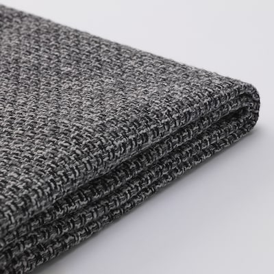 KIVIK Housse pour élément d'angle, Lejde gris/noir