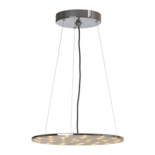 KLOR Suspension LED IKEA