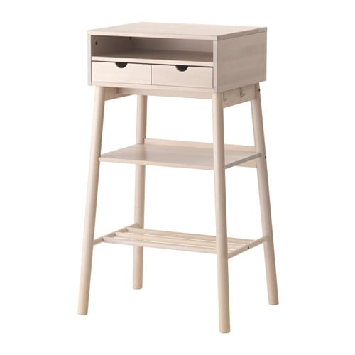Knotten bureau debout ikea for Meuble secretaire ikea