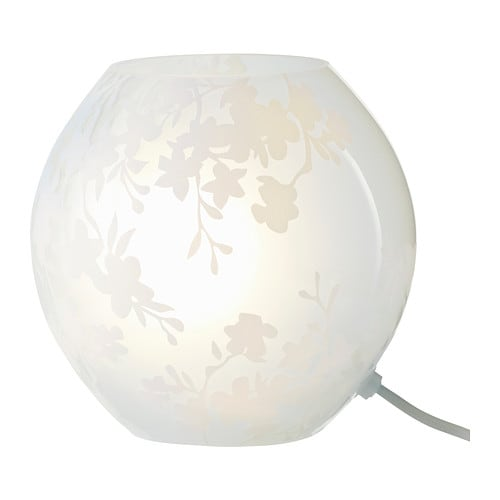 Knubbig lampe de table ikea - Boule a the ikea ...