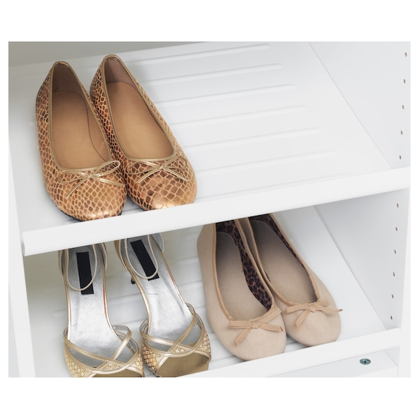 Komplement Etagere A Chaussures Blanc 50x35 Cm Ikea