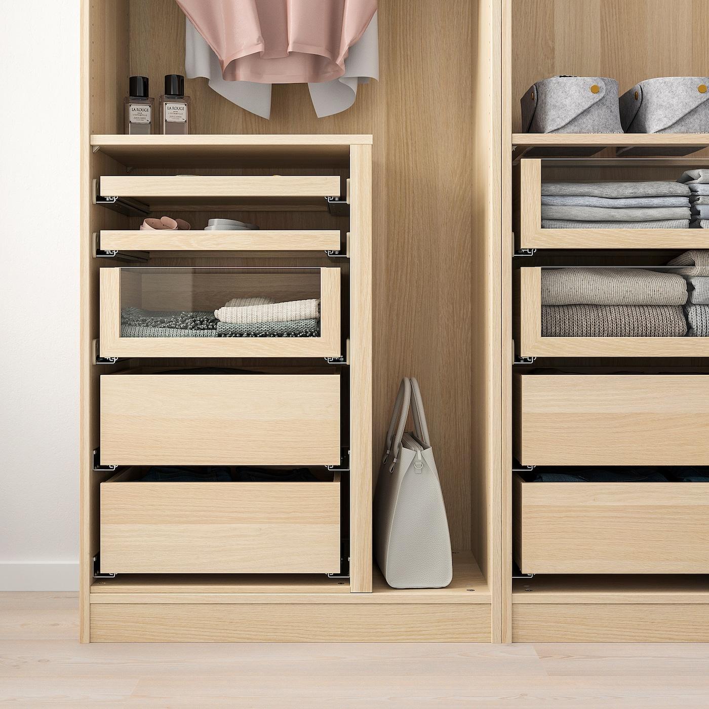 Marron/ /75/x 35/cm Ikea Komplement/ //étag/ère