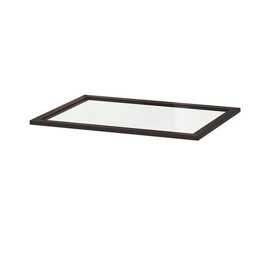 Komplement Tablette En Verre 75x58 Cm Ikea