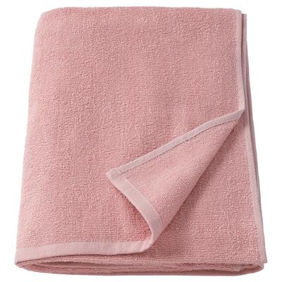 KORNAN Drap de bain, rose, 100x150 cm