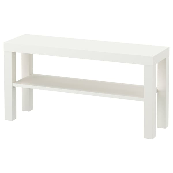 Lack Banc Tv Blanc 90x26x45 Cm Ikea