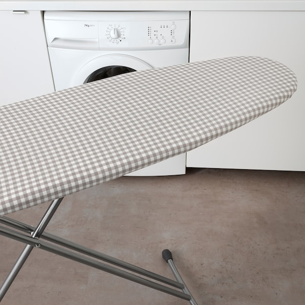 Lagt Housse Pour Table A Repasser Gris Ikea
