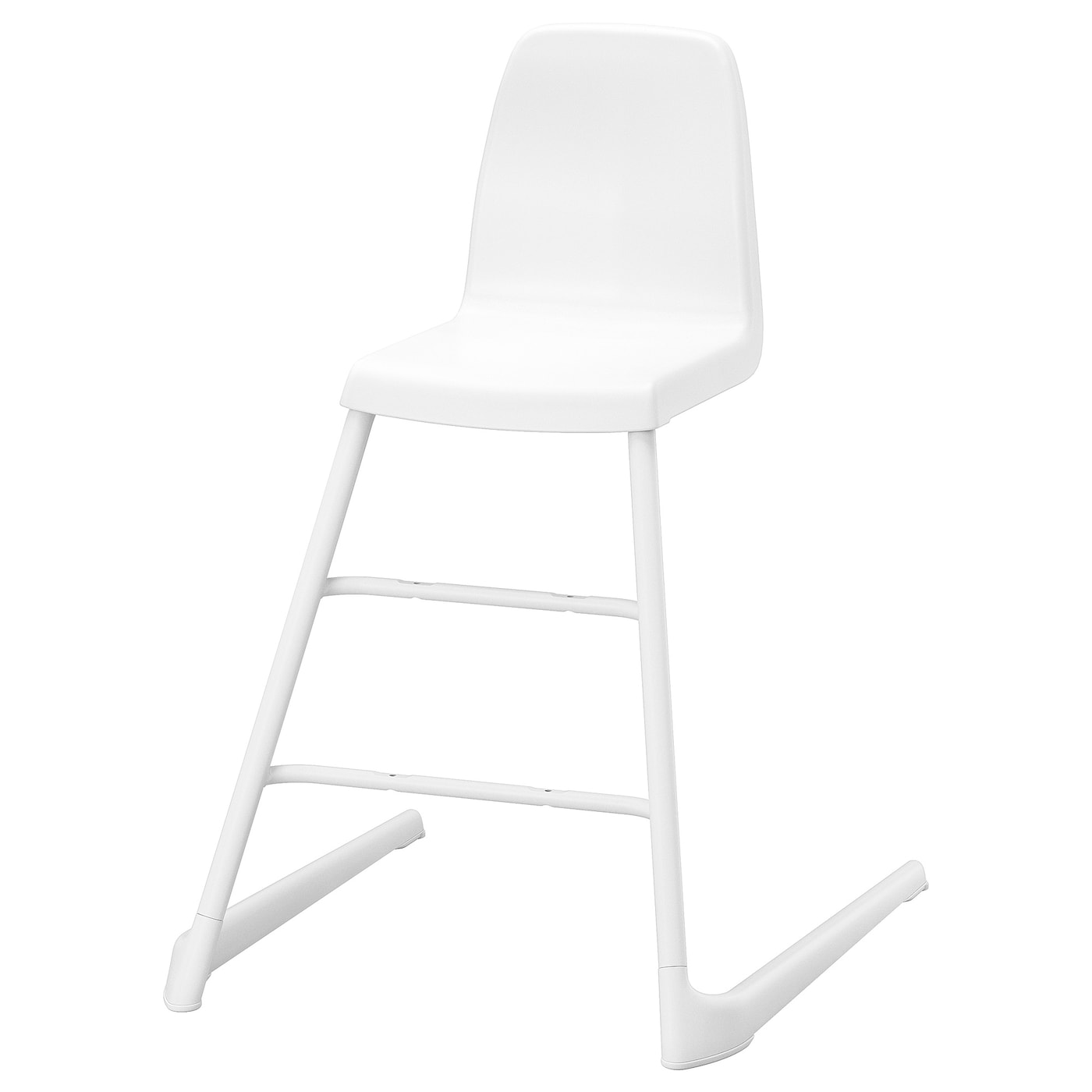 LANGUR Chaise enfant, blanc IKEA