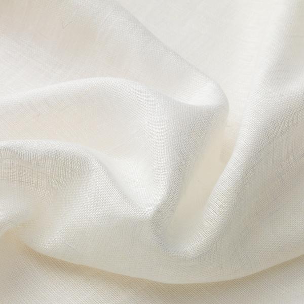 LEJONGAP Rideaux, 2 pièces, blanc avec oeillets, 145x300 cm