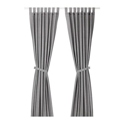 Lenda Rideaux Embrasses 2 Pcs Ikea
