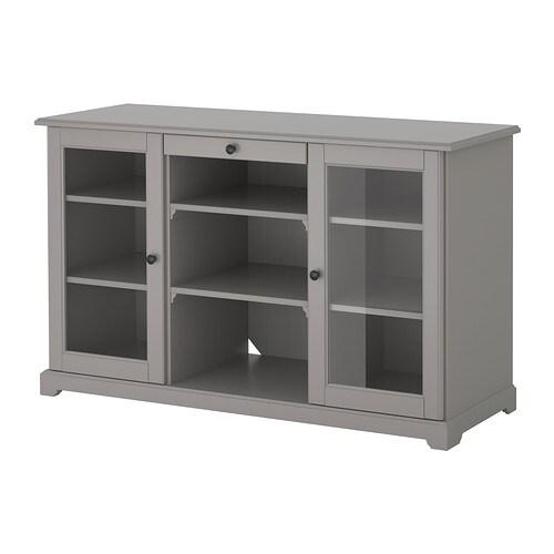 liatorp buffet gris ikea. Black Bedroom Furniture Sets. Home Design Ideas