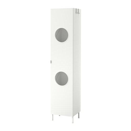 Lillången Armoire Lingère Blanc 40x38x189 Cm Ikea