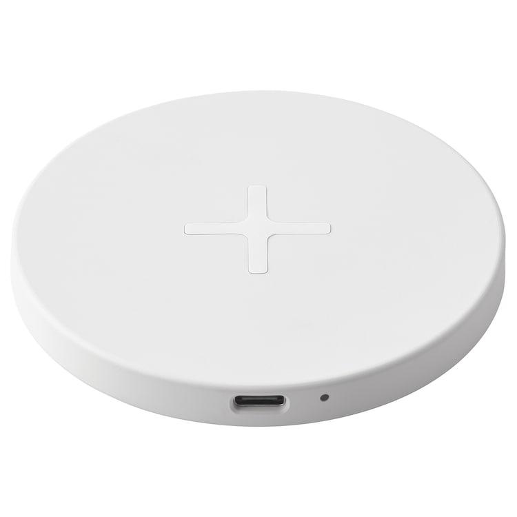 LIVBOJ Chargeur sans fil Ikea, blanc