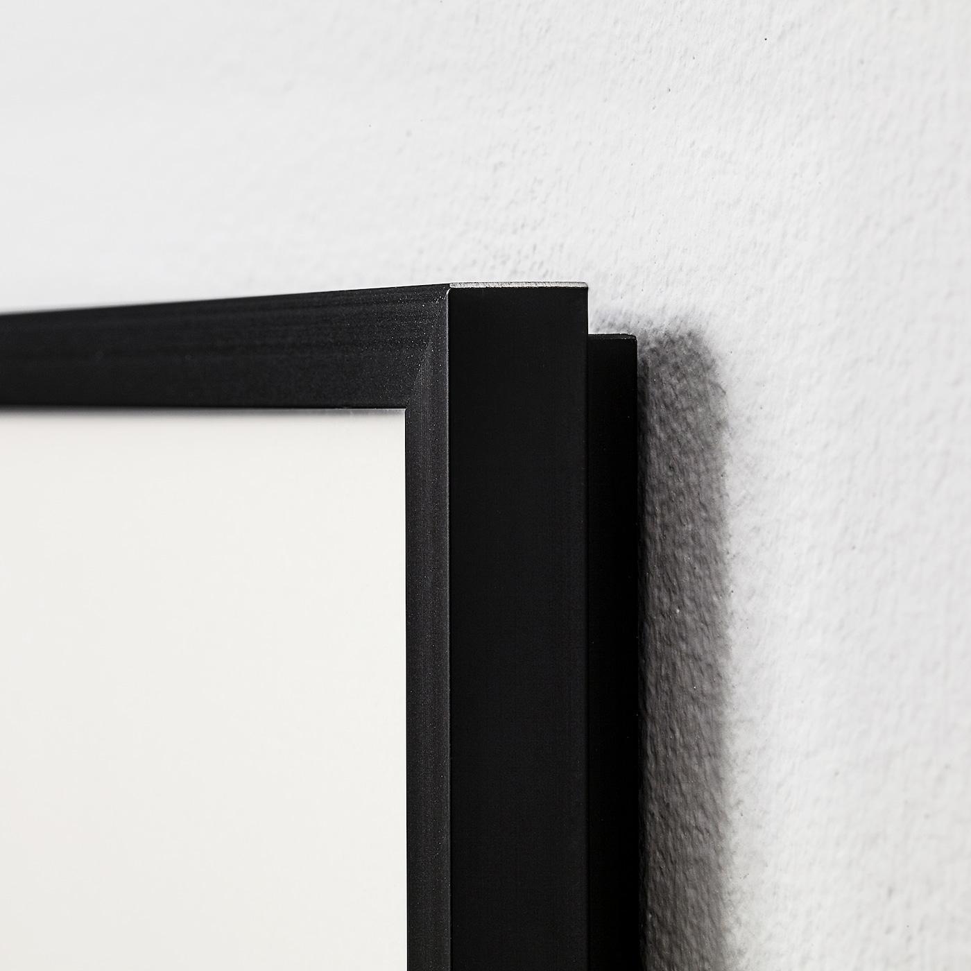 Lomviken Cadre Noir 40x50 Cm Ikea