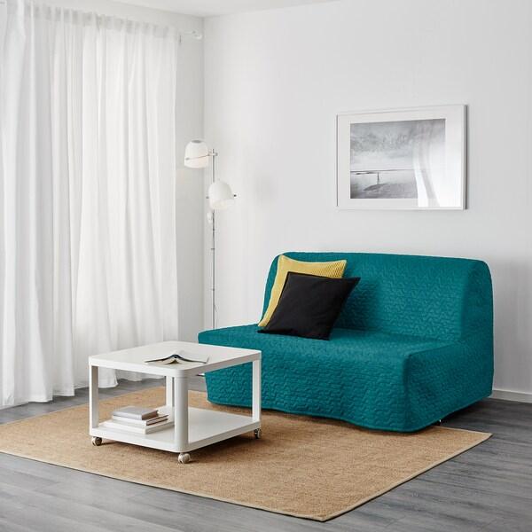 Lycksele H 197 Vet Convertible 2 Places Vallarum Turquoise Ikea