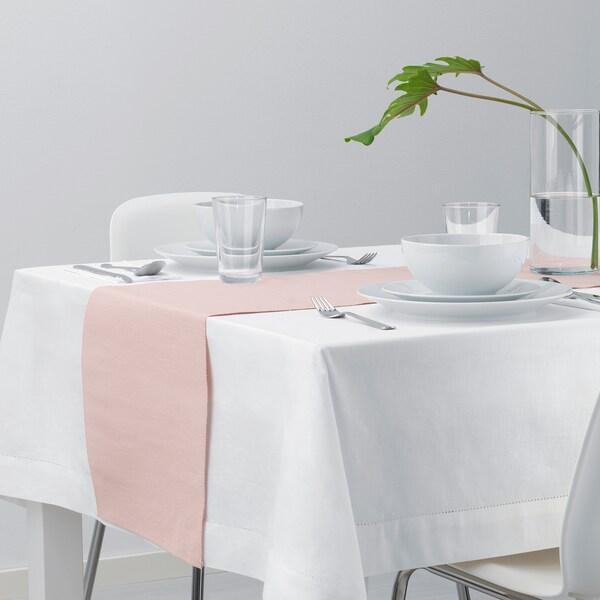 Marit Chemin De Table Rose Ikea